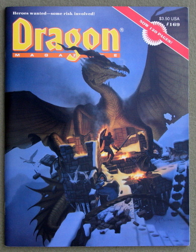 Image for Dragon Magazine, Issue 169