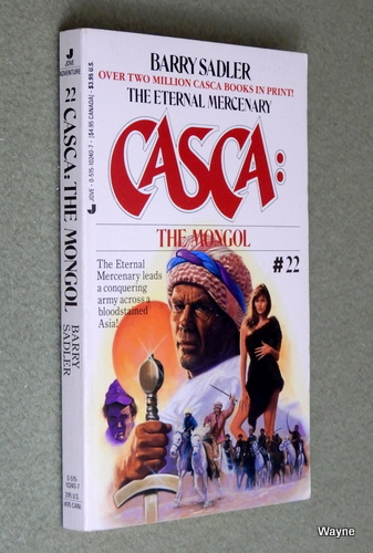 Image for Casca: The Mongol (#22)