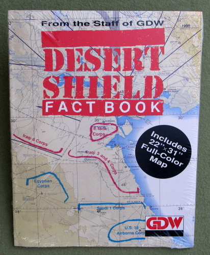 Image for Desert Shield Fact Book