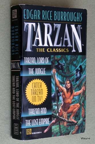 Image for Tarzan 2 in 1 (Tarzan, Lord of the Jungle & Tarzan and The Lost Empire)