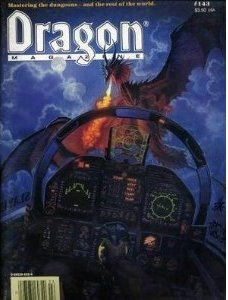 Image for Dragon Magazine, Issue 143