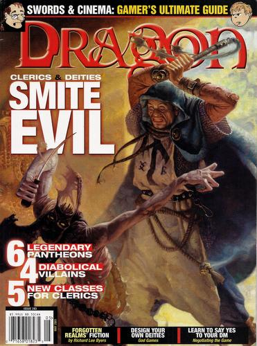 Image for Dragon Magazine, Issue 283