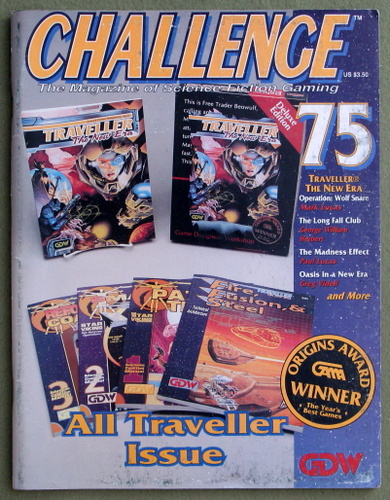 Image for Challenge Magazine, Issue 75