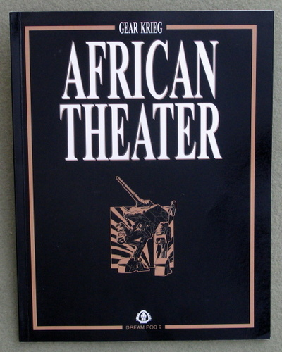 Image for African Theater (Gear Krieg)