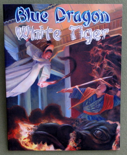 Image for Blue Dragon, White Tiger (HKAT!)