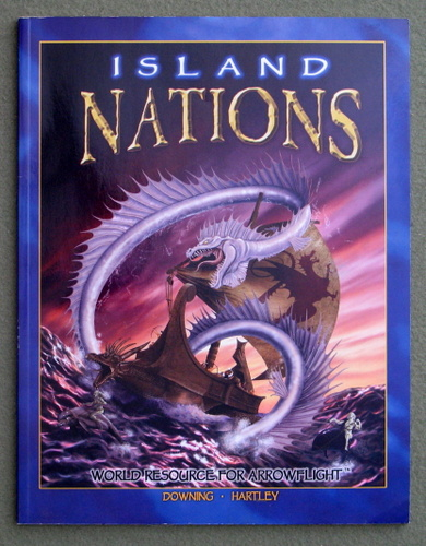 Image for Island Nations (Arrowflight)