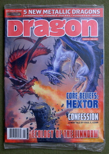 Image for Dragon Magazine, Issue 356