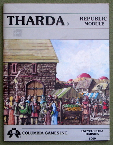 Image for Tharda: Republic Module (Harn)