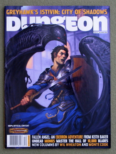 Image for Dungeon Magazine, Issue 117
