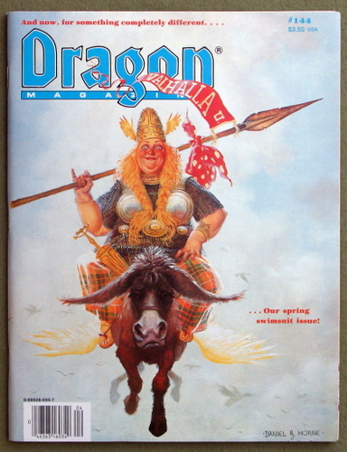 Image for Dragon Magazine, Issue 144