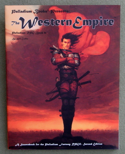 Image for The Western Empire (Palladium RPG Book 8)