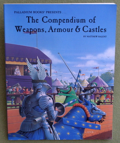 Image for The Compendium of Weapons Armour and Castles