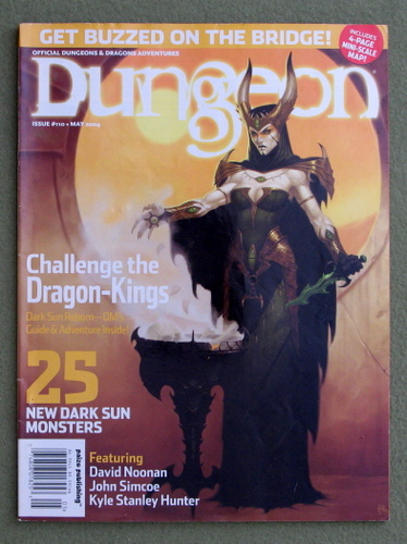 Image for Dungeon Magazine, Issue 110: Dark Sun