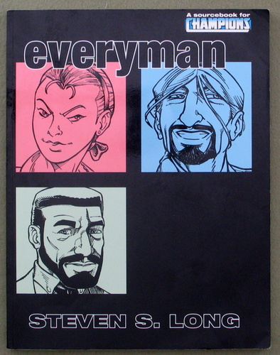 Image for Everyman (Champions RPG)