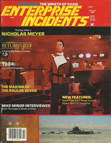 Image for Enterprise Incidents, Issue 14 (February 1984)