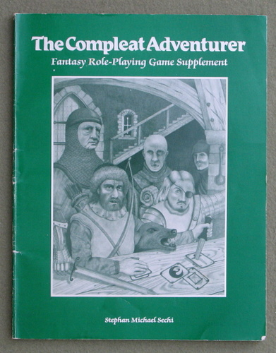 Image for The Compleat Adventurer