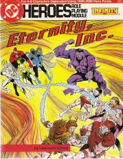 Image for Eternity, Inc. (DC Heroes RPG)