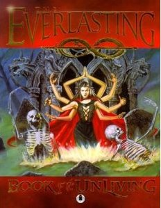 Image for The Everlasting: Book of the Unliving