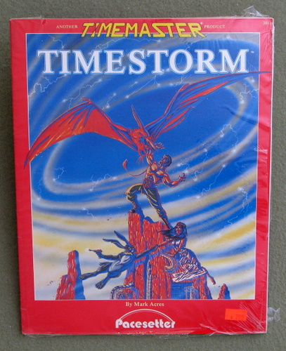 Image for Timestorm (Timemaster Adventure)
