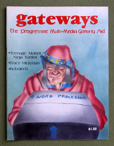 Image for Gateways Magazine, Issue 2