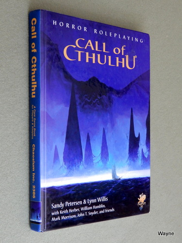Image for Call of Cthulhu (5.6 Edition)