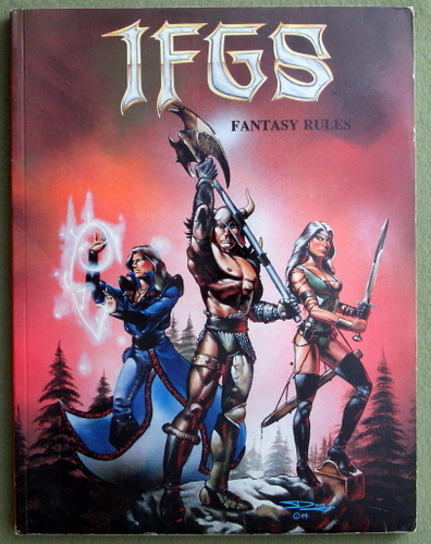 Image for IFGS Fantasy Rules