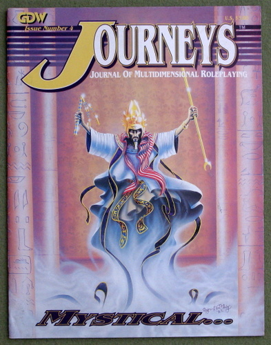 Image for Journeys Magazine, Issue 4