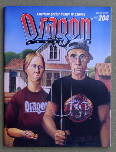 Image for Dragon Magazine, Issue 204