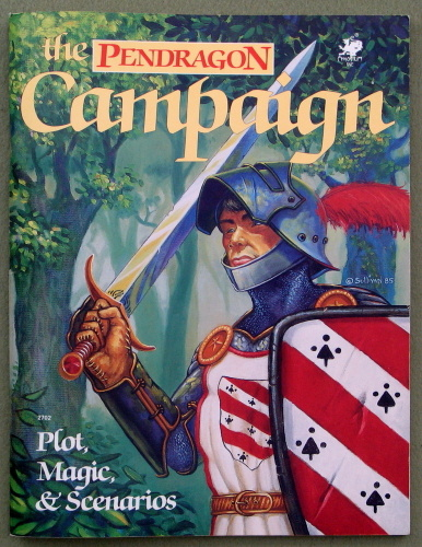 Image for Pendragon Campaign: Plot, Magic, & Scenarios