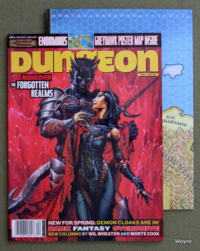 Image for Dungeon Magazine, Issue 121