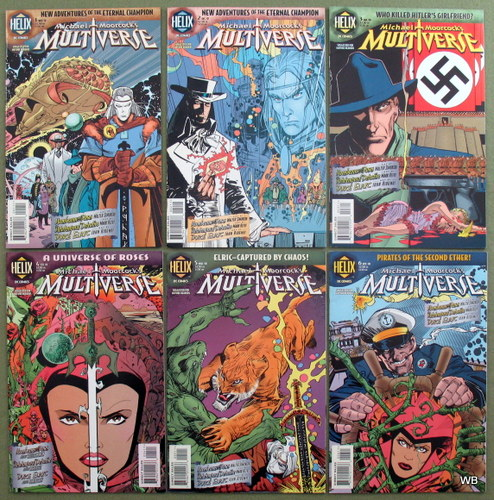 Image for Michael Moorcock's Multiverse, Issues 1 - 6