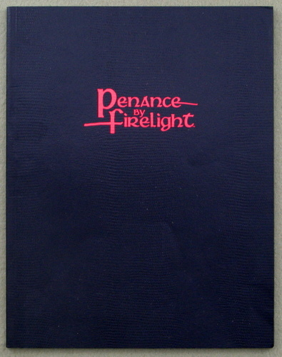 Image for Penance By Firelight (Vampire: The Dark Ages)