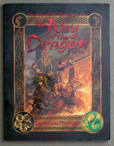 Image for The Way of the Dragon: The Way of the Clans, Book One (Legend of the Five Rings)