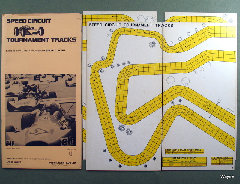 Image for Speed Circuit Tournament Tracks