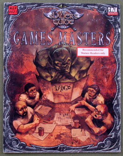 Image for The Slayers Guide to Games Masters