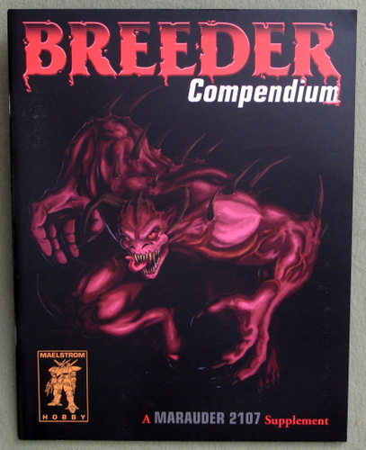 Image for Breeder Compendium (Marauder 2017)