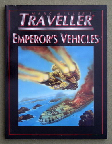 Image for Emperor's Vehicles (T4 - Marc Miller's Traveller)