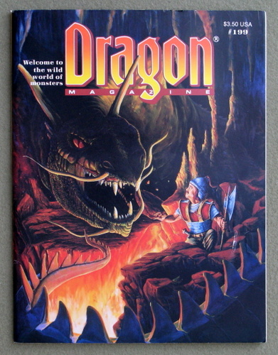 Image for Dragon Magazine, Issue 199