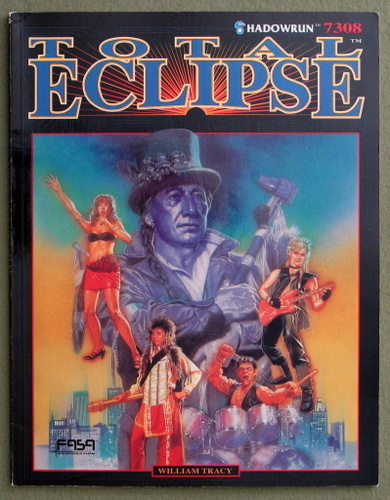 Image for Total Eclipse (Shadowrun)