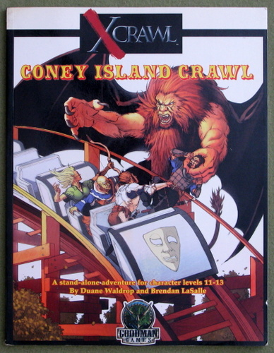 Image for Coney Island Crawl (Xcrawl)