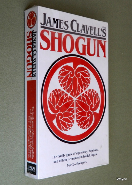 Image for James Clavell's SHOGUN: The Family Game of Diplomacy, Duplicity, and Military Conquest in Feudal Japan