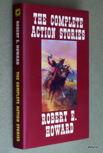 Image for The Complete Action Stories