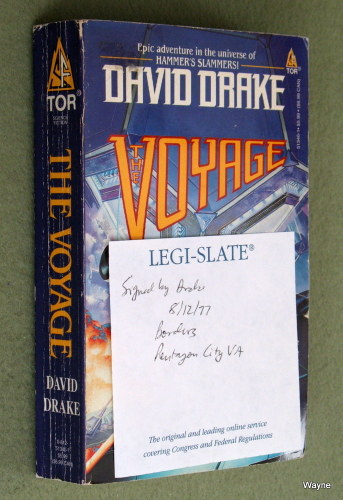 Image for The Voyage (Hammer's Slammers Universe) - SIGNED