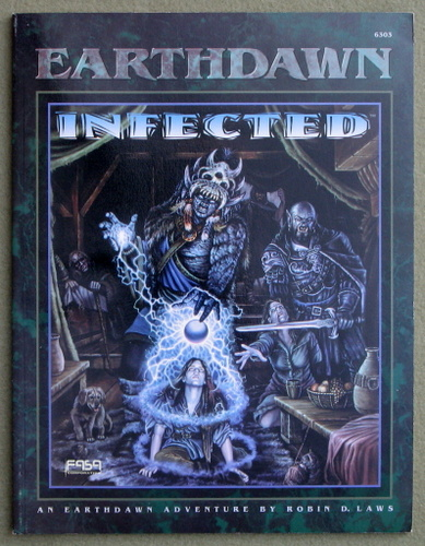 Image for Infected (Earthdawn RPG)