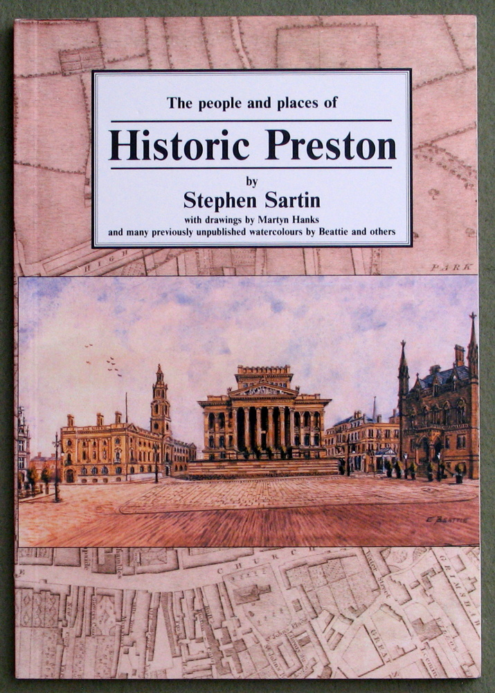 Image for The people and places of historic Preston