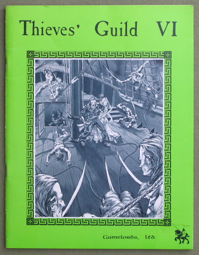 Image for Thieves' Guild VI (6)