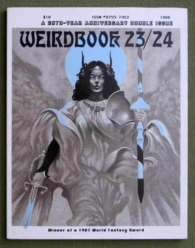 Image for Weirdbook 23/24: 20th-year Anniversary Double Issue