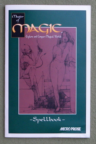 Image for Master of Magic: Spellbook