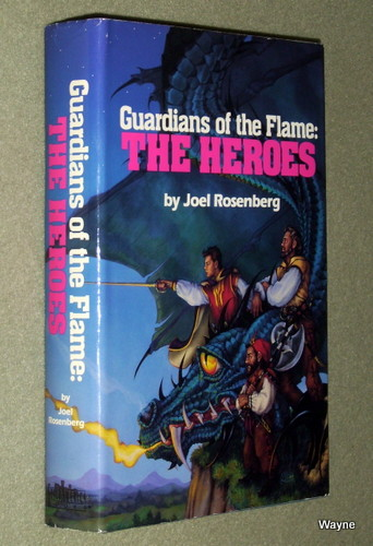 Image for Guardians of the Flame: The Heroes (Books 4 & 5)