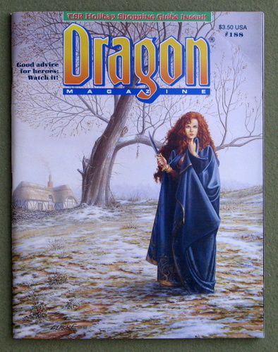 Image for Dragon Magazine, Issue 188